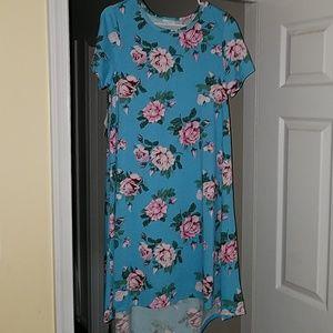 Brand new Medium Lularoe Carly Dress